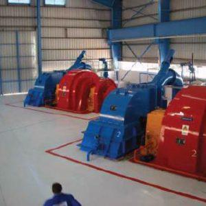 Turbines hydroélectriques