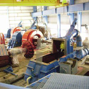 Turbine hydroélectrique