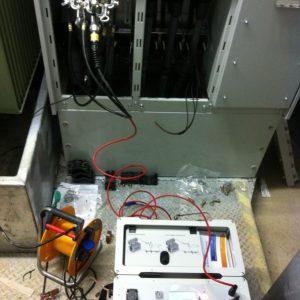 essai cable VLF
